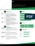 Elegent Resume Design in ms word 2019.docx