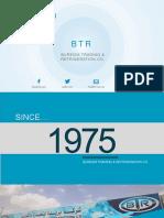 BTR Company Profile 2019