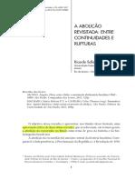 Abolição Revisitada. Ricardo Salles