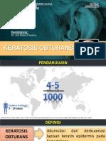 286334 120561 Keratosis Obturans Ppt