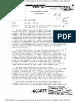 Informe Letelier Reagan