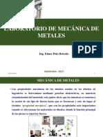 1. Introduccion - Mecánica de Metales