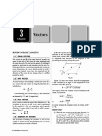 notes for vector 11th physics