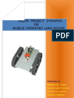 Mobile Operated Land Rover (2)