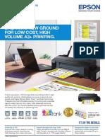 Epson InkTankSystemPrinter L1300 (NoAddress) High