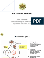 9. Cell Cycle and Apoptosis 2011