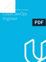 Cloud+DevOps+Nanodegree+program+Syllabus