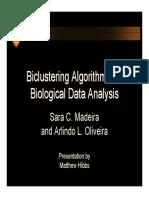 Bi Clustering