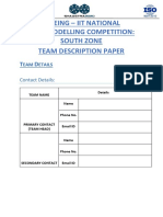 Boeing TDP 2020