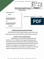 Janna Bullock - Complaint - 112310