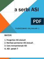 materi ASI