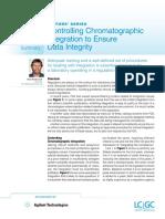 Executivesummary Controlling Chromatographic Integration LCGC Openlab Agilent