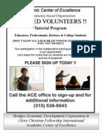 GCFI ACE Academic Center of Excellence
