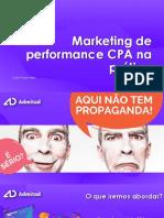 Marketing Performance // Brazil