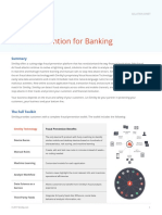 Fraud Prevention for Banking