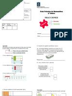 Guía Práctica FRACCIONES