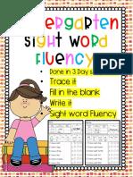 Free Sight Word Bundle