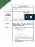 Prosedur Pengembalian Rekam Medis Lengkap