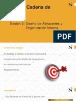 Semana 2 Diseño de Almacenes y Organizaicón Interna