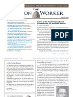 The Mormon Worker - Issue 6 - Mar 09