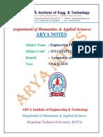 Physics Notes _Unit 6th.pdf