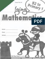 2-Bridging Mathematics(K2 to Primary 1)