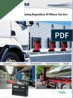 Dascom Mobile Printer Brochure