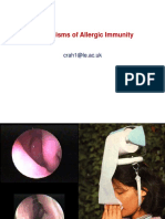 Allergy Lectures
