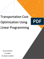 OR2_Transportation Cost Optimization _Nawaf Alshaikh1