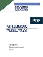 Perfil de Mercado Trinidad y Tobago