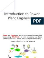 1-Introduction to Power Plant Engineering