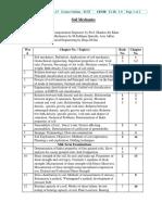 Soil Mechanics - CE330 - Reviewed