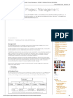 NICMAR - Project Management_ PROJECT FORMULATION AND APPRAISAL.pdf