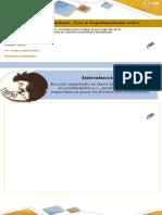 Formato Para La Presentación