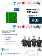 [L9] - Wave Optics - 20th Oct