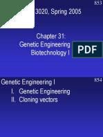 2005genetic Engineering