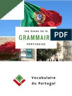 Vocabulaireduportugal Extrait eBook Bases Grammaire Portugais Europeen
