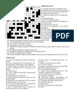 CRUCIGRAMA 8