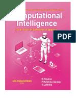 Computational Intelligence for R-2017 by Shalini R., Krishna Sankar P., Lathika V.