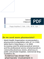 2013 Introduction of Clinical Pharmacy.pptx