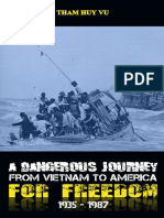A Dangerous Journey from Vietnam to America for Freedom