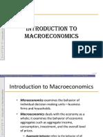 Intro to Macro