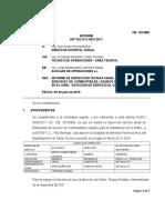 0031-2017 Informe Tecnico de Renovacion de Licencia de Operacion Eess de Cl El Chorro