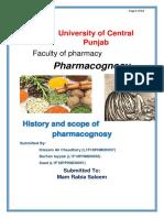 Pharmaco g Nosy
