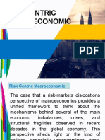 Final 2 Risk Centric Macroeconomics
