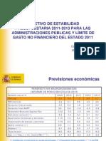 Anexo 1 Objetivos ad Presupuestaria 2010-2011