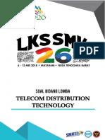 Telecom Distribution Technology - Lks 2018