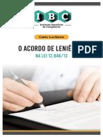 Acordo de Leniência BNDS