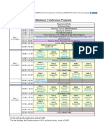 Preliminary Program_MEPCON 2019