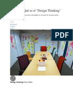 """Qué es el """"Design Thinking"""